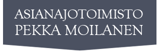 Asianajotoimisto Pekka Moilanen